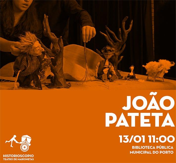 João Pateta | 13 de Janeiro