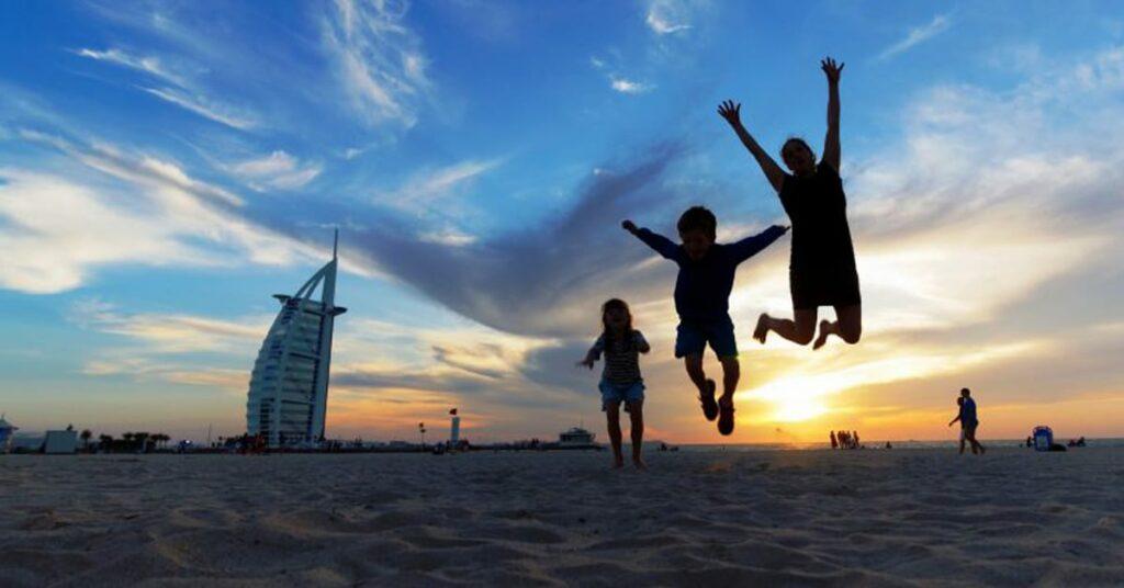 3 restaurantes e 3 hóteis no Dubai que as crianças vão amar