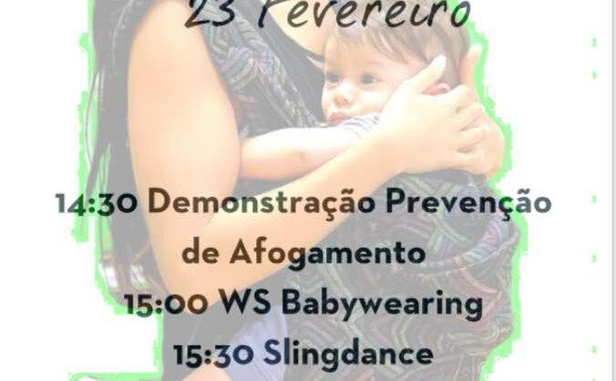 OPEN DAY para Mamãs e Bebés no Holmes Place da Linha de Cascais