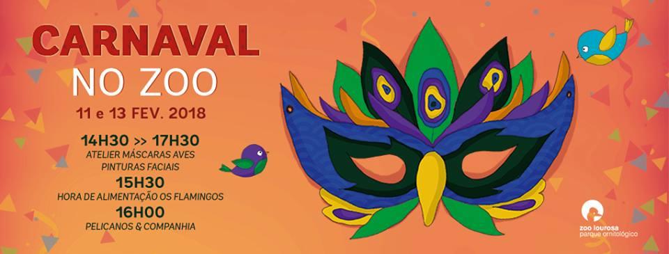 Carnaval Zoo Lourosa