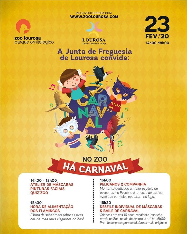 Carnaval Zoo de Lourosa
