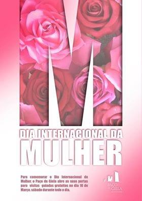 Celebração do dia Internacional da Mulher no Paço de Giela