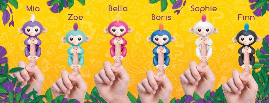 Fingerlings nomes