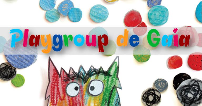 Playgroup de Gaia | O Monstro das Cores
