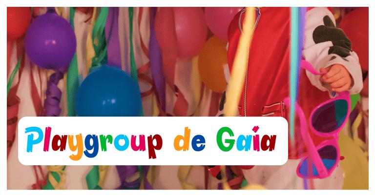 Playgroup de Gaia | Festa de Carnaval