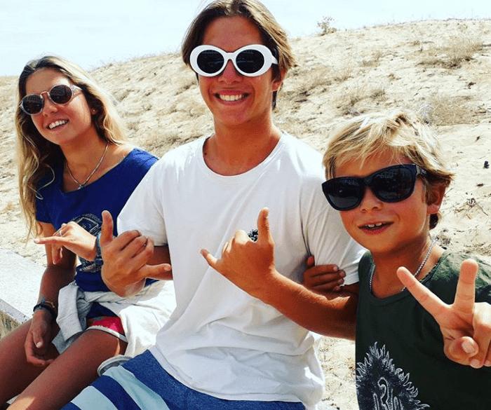Kika, Joe e Jaime Veselko