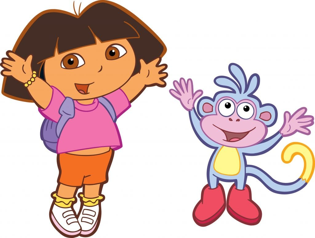 Nick Jr_Dora A Exploradora
