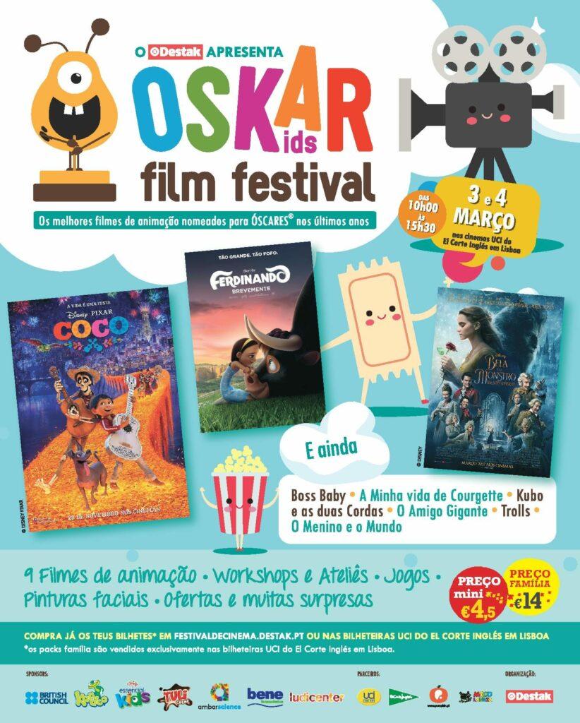 Oskar Film Festival - Cartaz