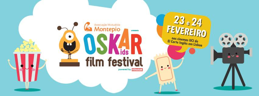 Oskar Kids Film Festival - Destak