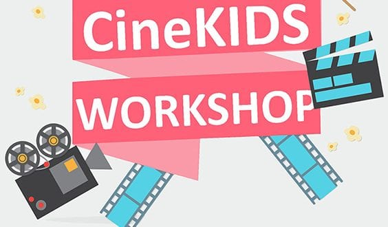 CineKids – Workshop de Cinema