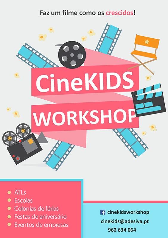 CineKids – Workshop de Cinema