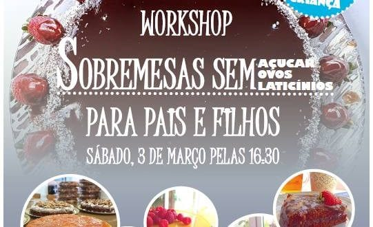 Workshop Sobremesas