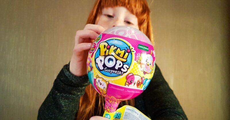 Pikmi Pops: chupa-chupas que são brinquedos surpresa