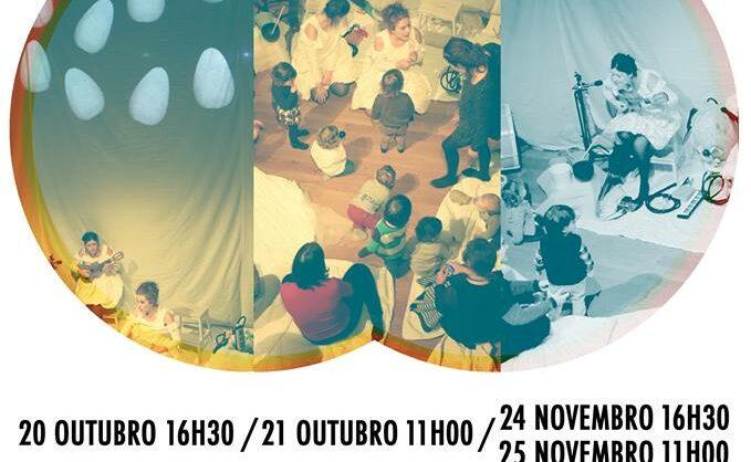 Bebeteca | NINHO no Teatro Municipal Constantino Nery