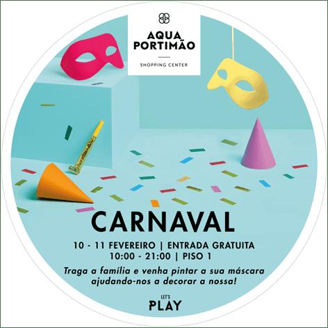 Aqua Portimão assinala Carnaval com atividades para os mais novos