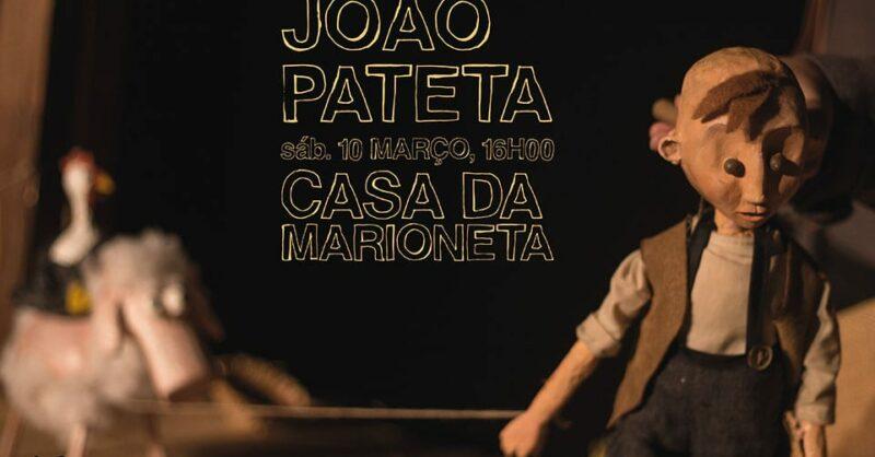 João Pateta na Casa da Marioneta