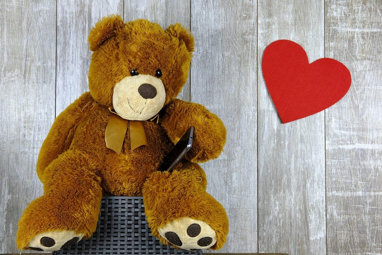 A Tecnologia – o novo urso de peluche das crianças.