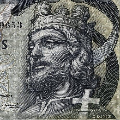 Quatro Reis de Portugal no Museu do Dinheiro