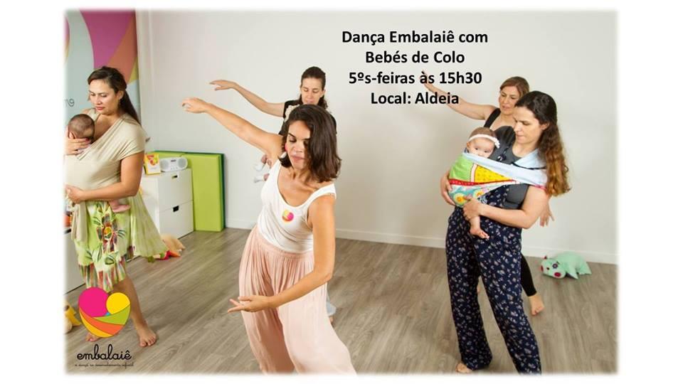 Dança Embalaiê Bebés De Colo