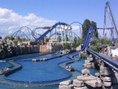 Europa Park, Germany