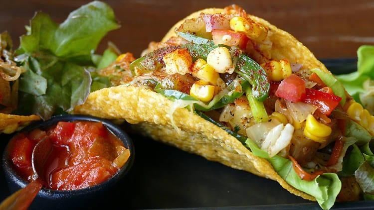 Cozinha Mexicana - Vamos Fazer Tacos!