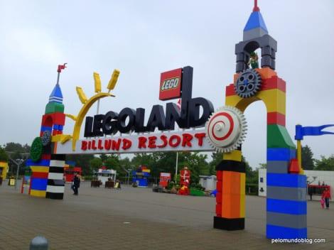 Legoland na Dinamarca