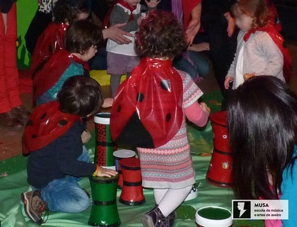"Bebé MUSA – ""Joaninha voa, voa"""
