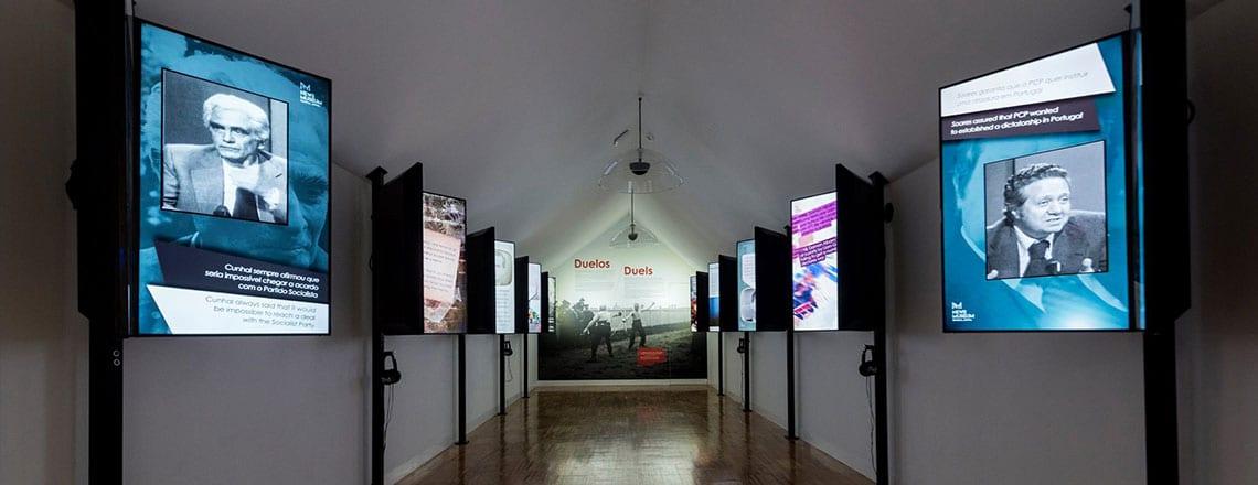 Visita guiada ao NewsMuseum
