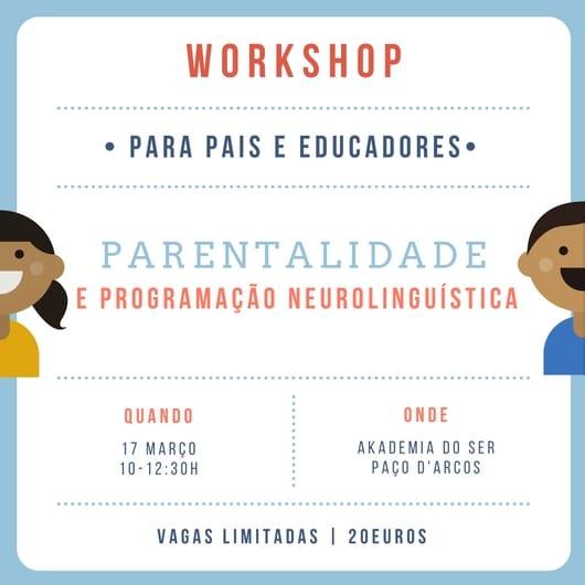 Parentalidade e Programação NeuroLinguística