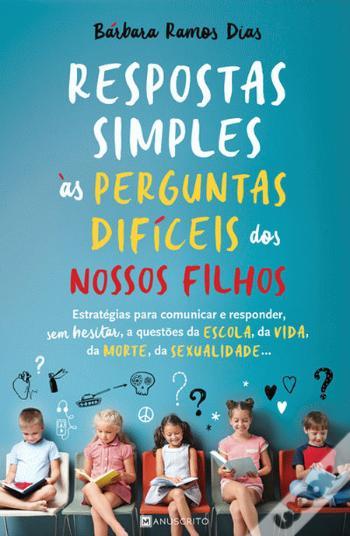 respostas simples às perguntas dos nossos filhos