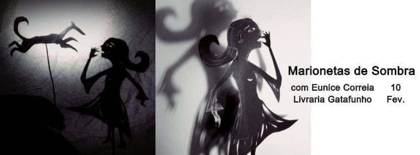 Oficina: Marionetas de Sombras