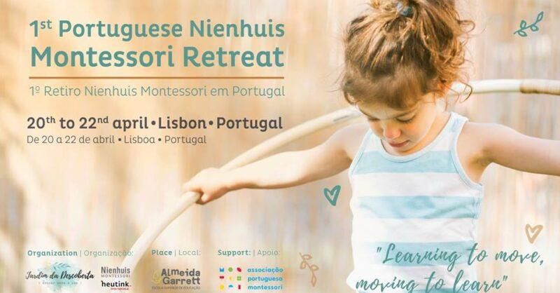 1.º Retiro Nienhuis Montessori em Portugal