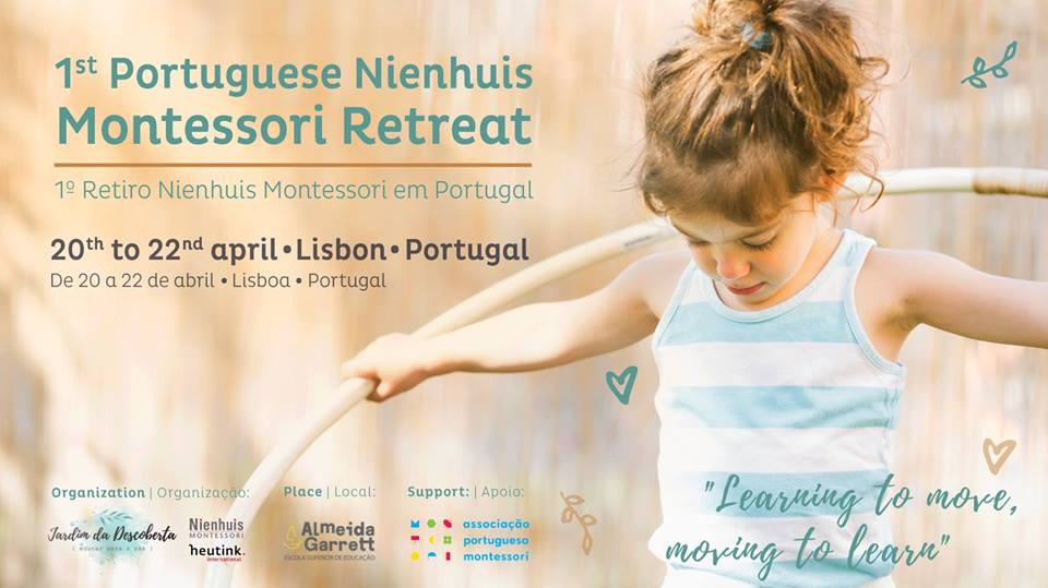 1st Portuguese Nienhuis Montessori Retreat