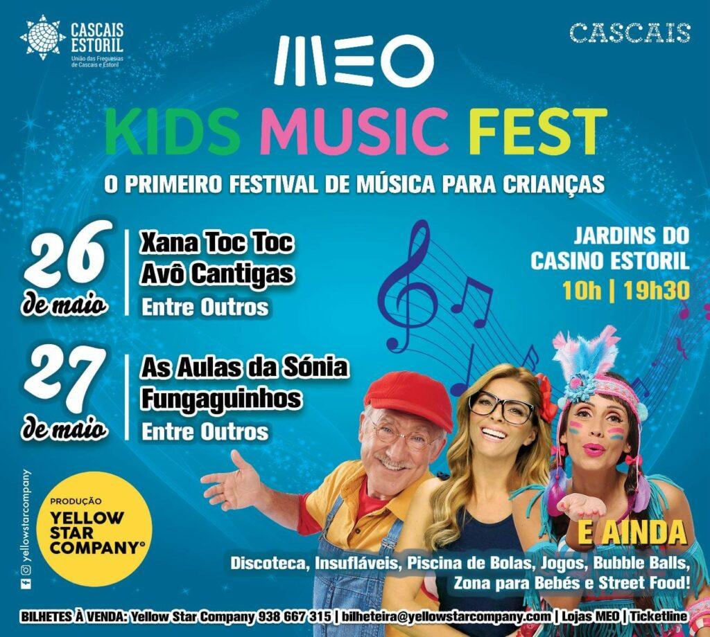 Meo Music Kids Festival