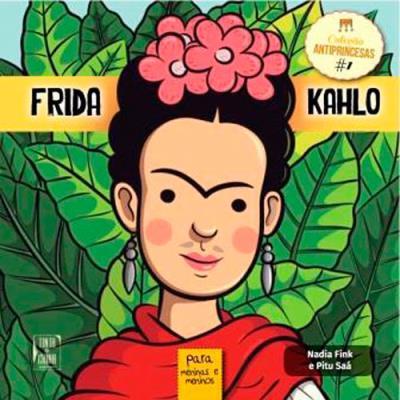 Antiprincesas-Livro-1-Frida-Kahlo
