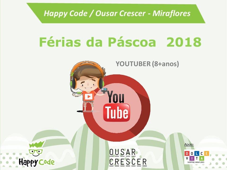 Happy Code na Ousar Crescer