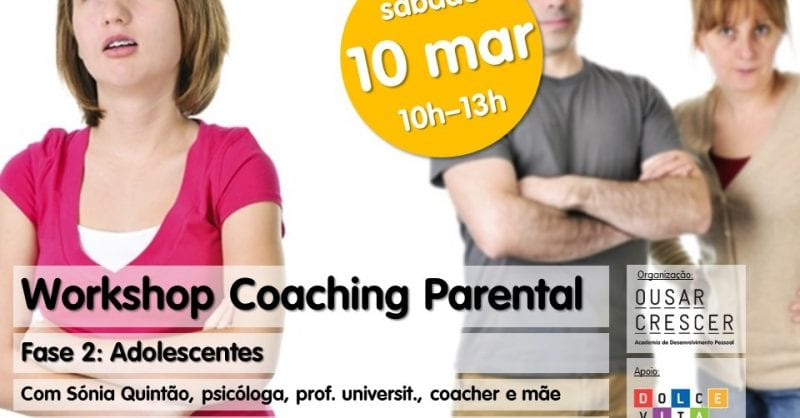 Workshop de Coaching Parental – Fase 2: Adolescentes