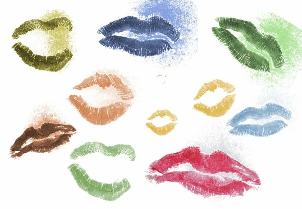 De que cor são os Beijinhos?