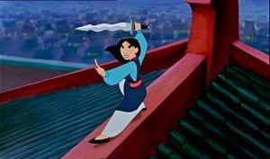 Mulan filme disney