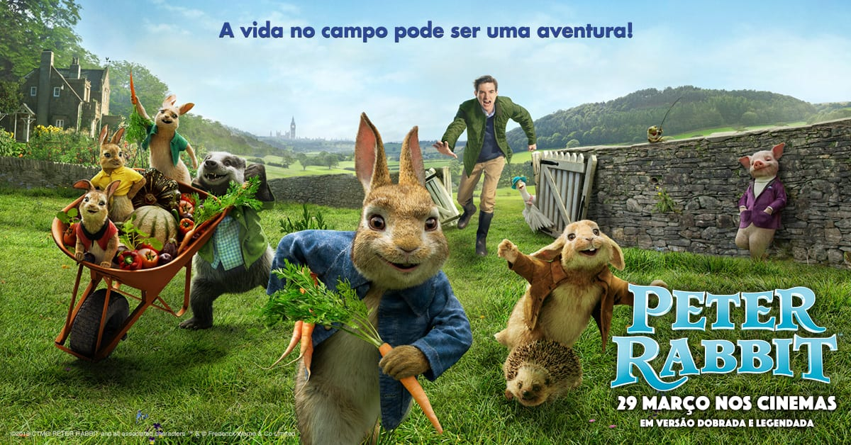 FIlme Peter Rabbit
