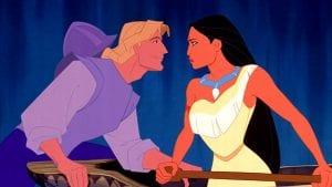 Pocahontas filme disney