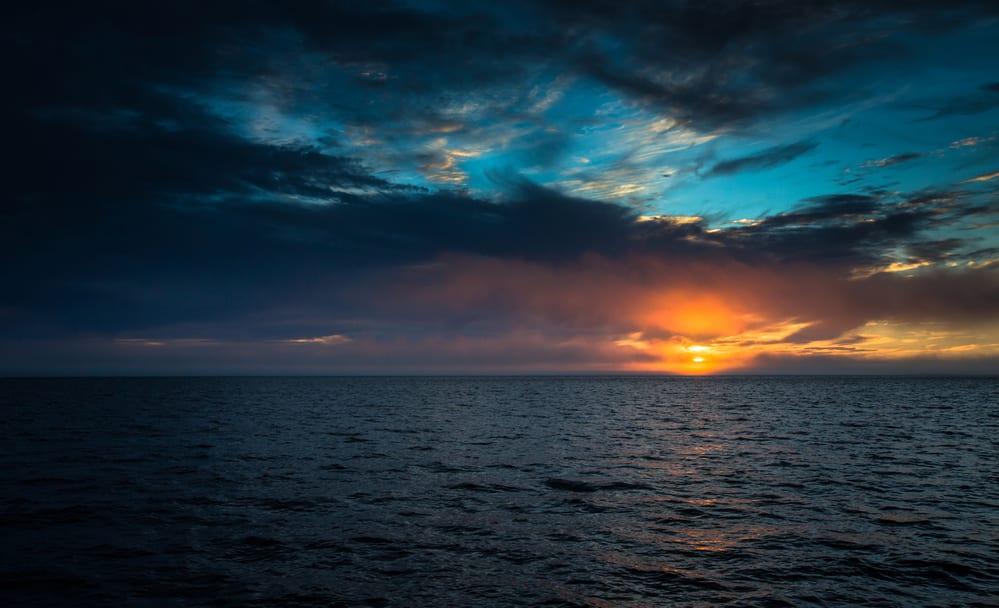 Hora do Planeta - imagem do céu na expedição WWF-Canon Laptev à Rússia