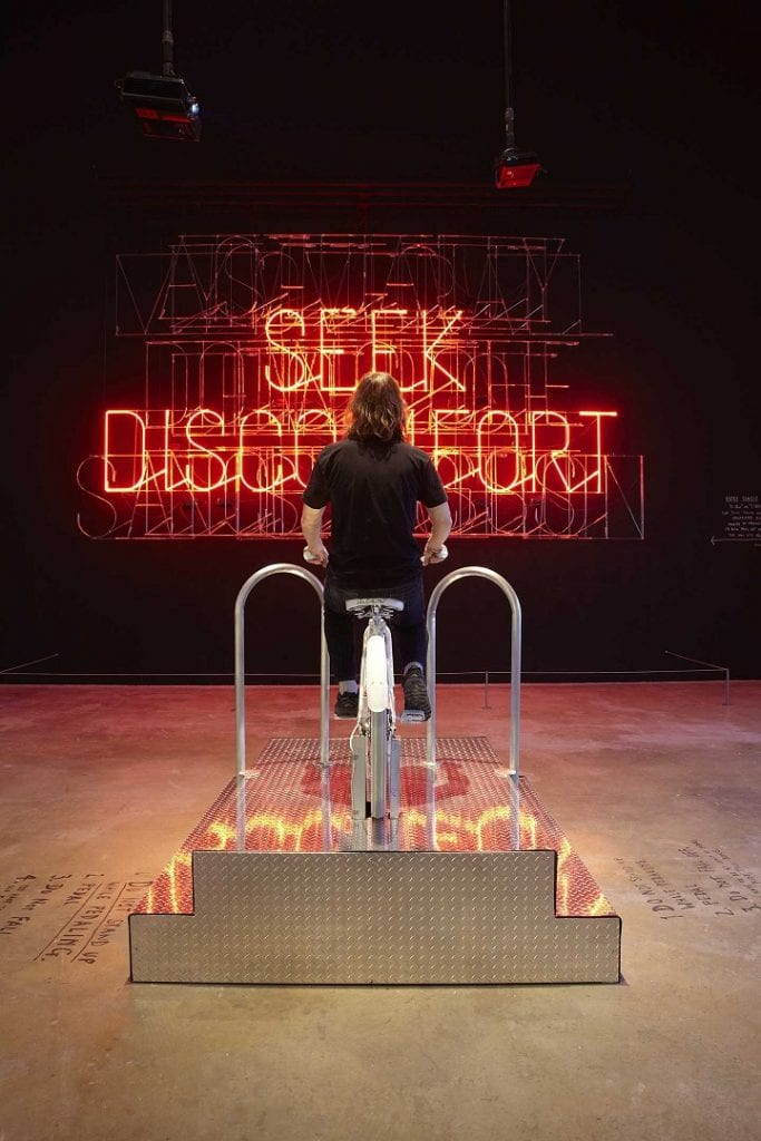 THE HAPPY SHOW - STEFAN SAGMEISTER