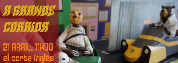 Teatro de Marionetas - A Grande Corrida