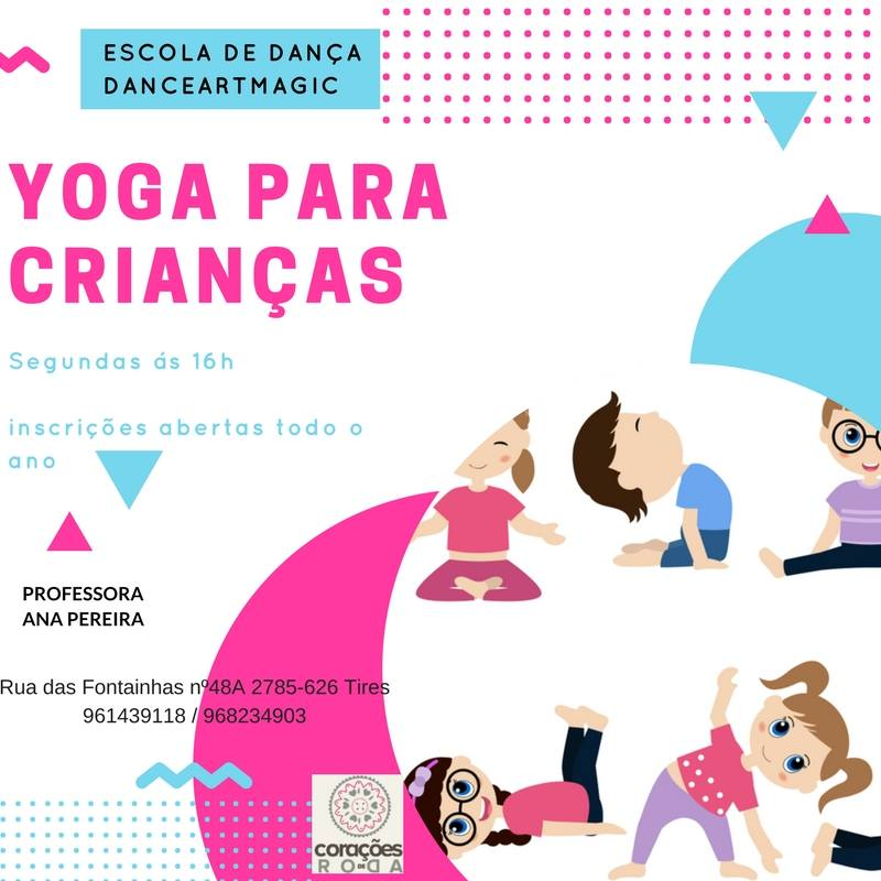 Aulas de Yoga Kid