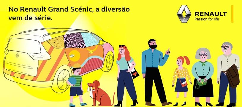 Renault Familias que nos inspiram
