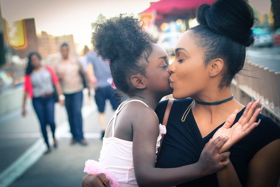 as famílias fortes demonstram amor