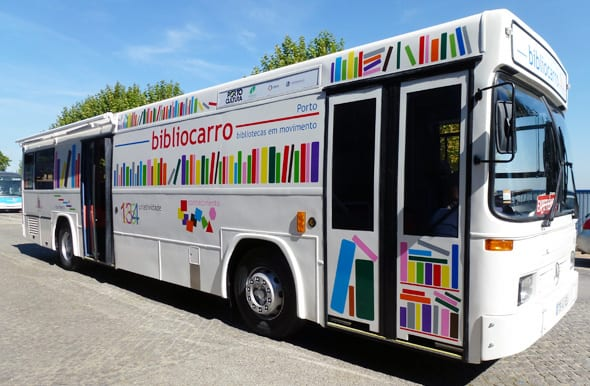 Bibliocarro Porto