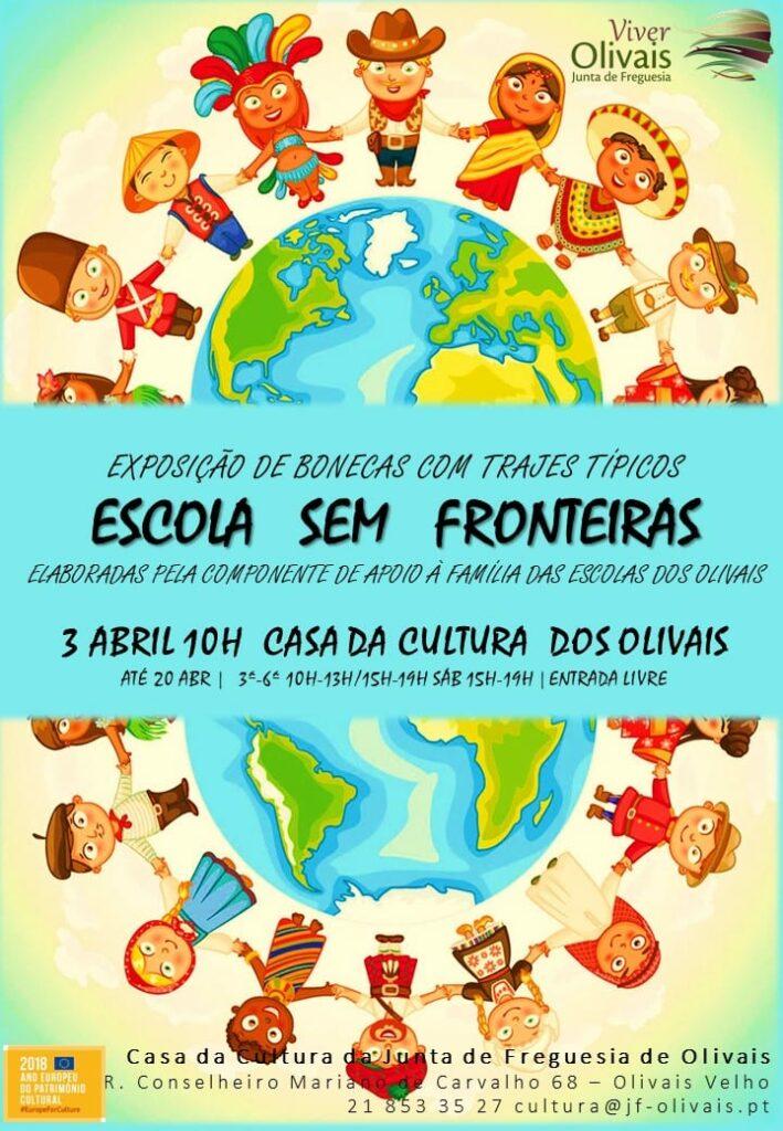 """""""Escola sem Fronteiras"""""""