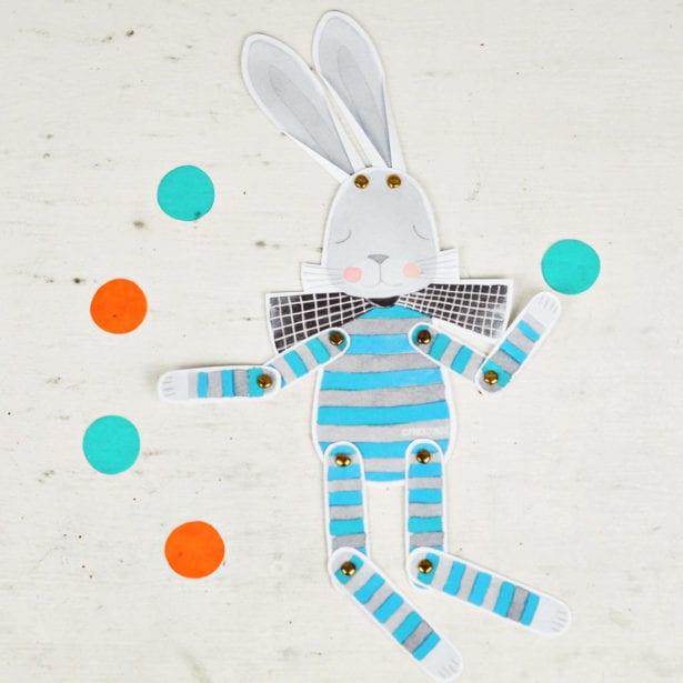 coelho articulado